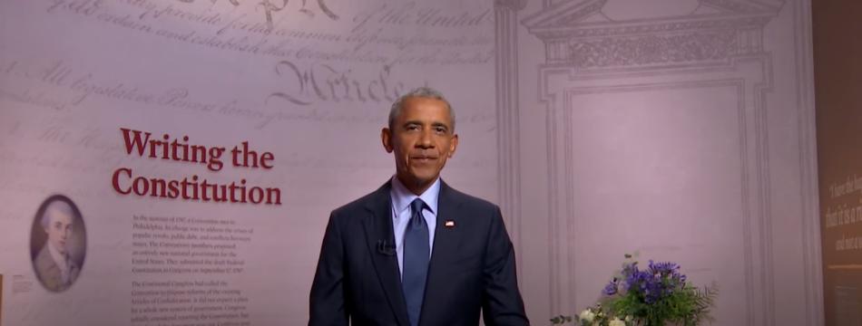 Barack Obama speaks at the 2020 Democratic National Convention - The  Cincinnati Herald