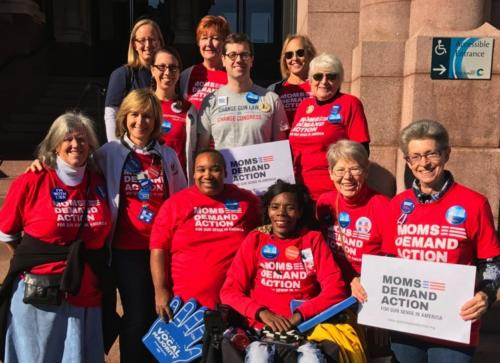 MOMS DEMAND ACTION city hall