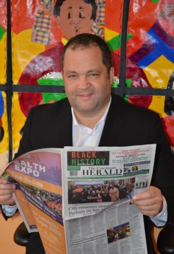 Ben Jealous Reads the Herald